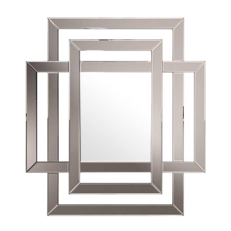 Vintus Mirror in Bronze Mirror Finish