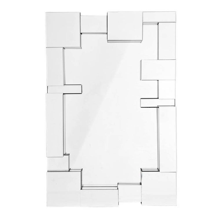 Cities Mirror Glass For Sale