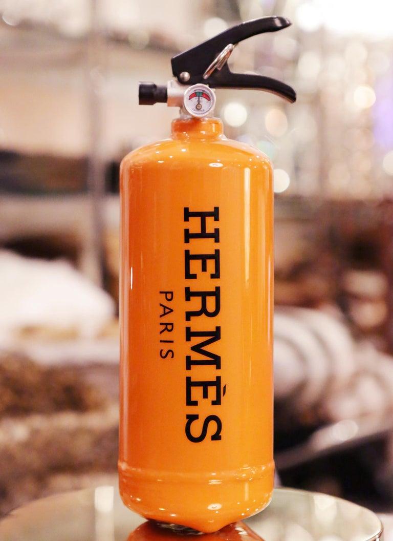 Dutch Hermes Paris Extinguisher For Sale