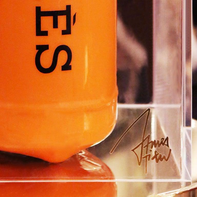 Hermes Paris Extinguisher For Sale 2