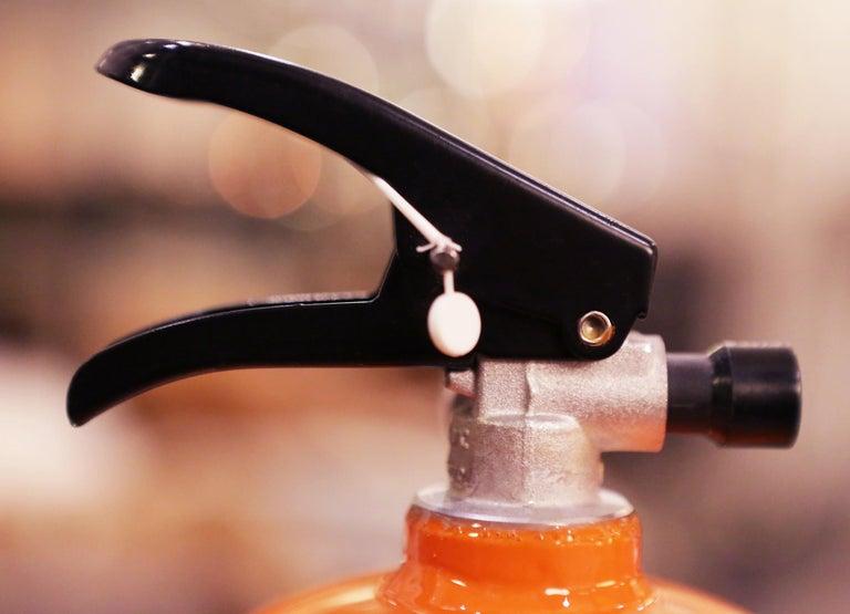 Hermes Paris Extinguisher For Sale 1