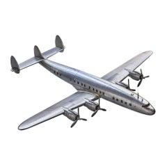 Constellation Lockheed L1049 Aircraft Model