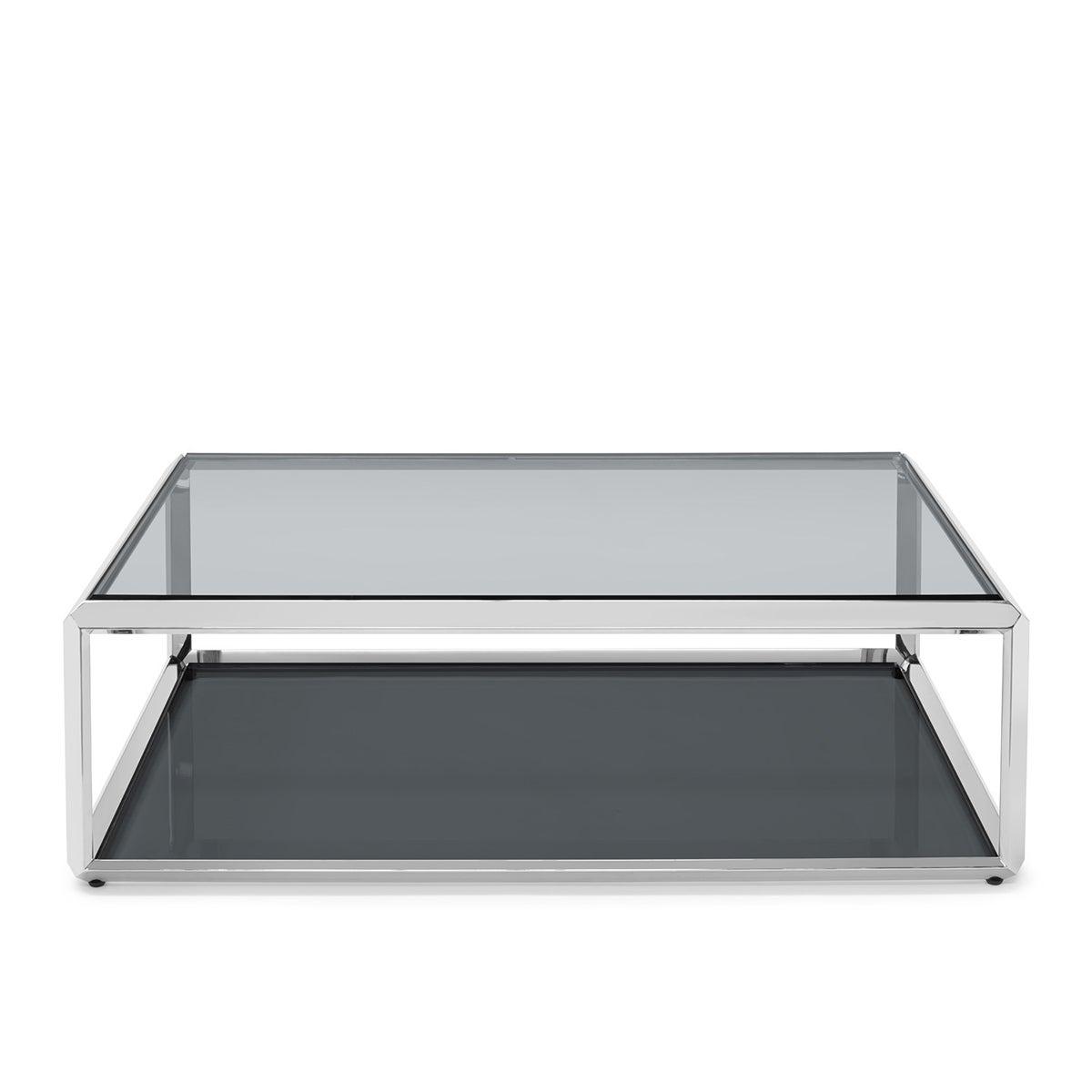 Casiopee Chrome Coffee Table