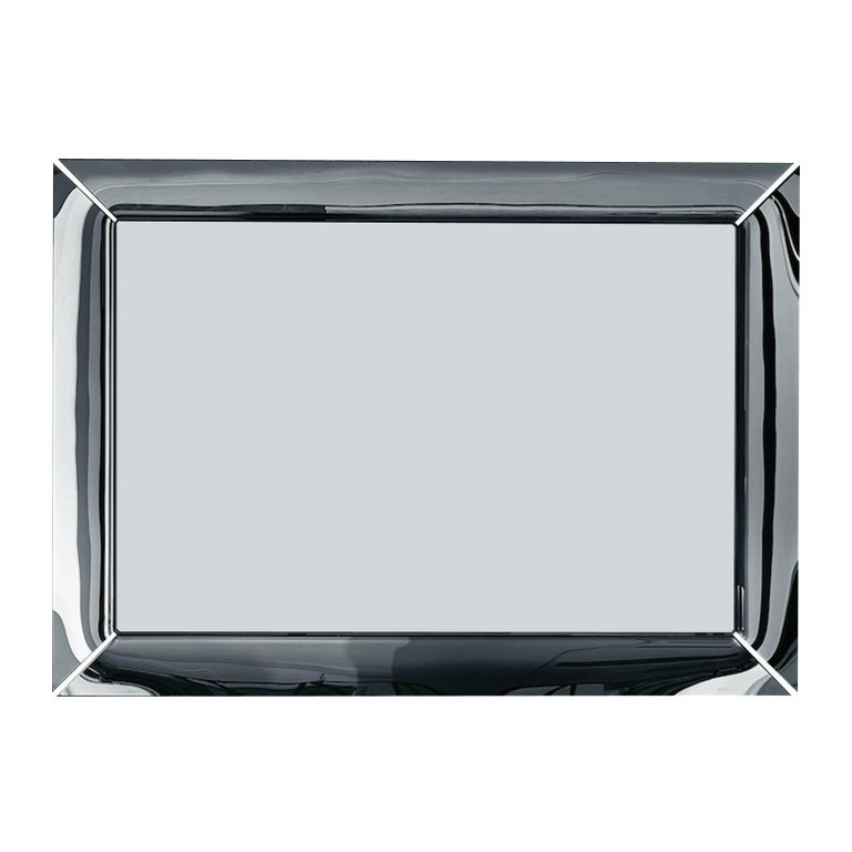 Mirror Art Frame Floor or Wall Mirror or TV Mirror Designed by Starck For Sale