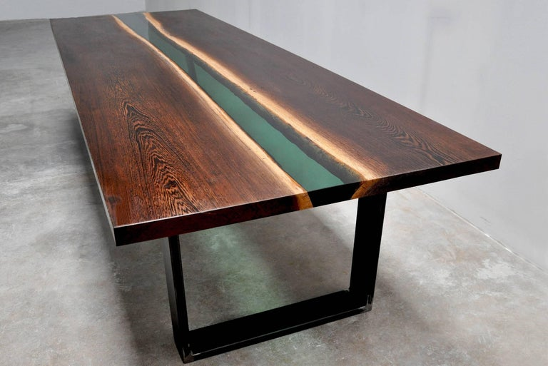 Dinning table or conference table in Wenge wood from 