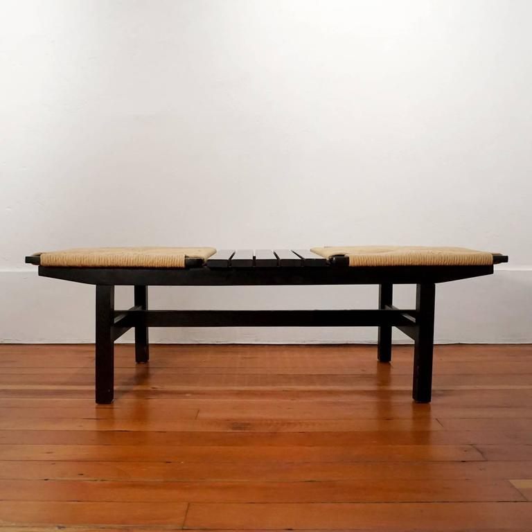 Mid Century Japanese Bench Or Table At 1stdibs