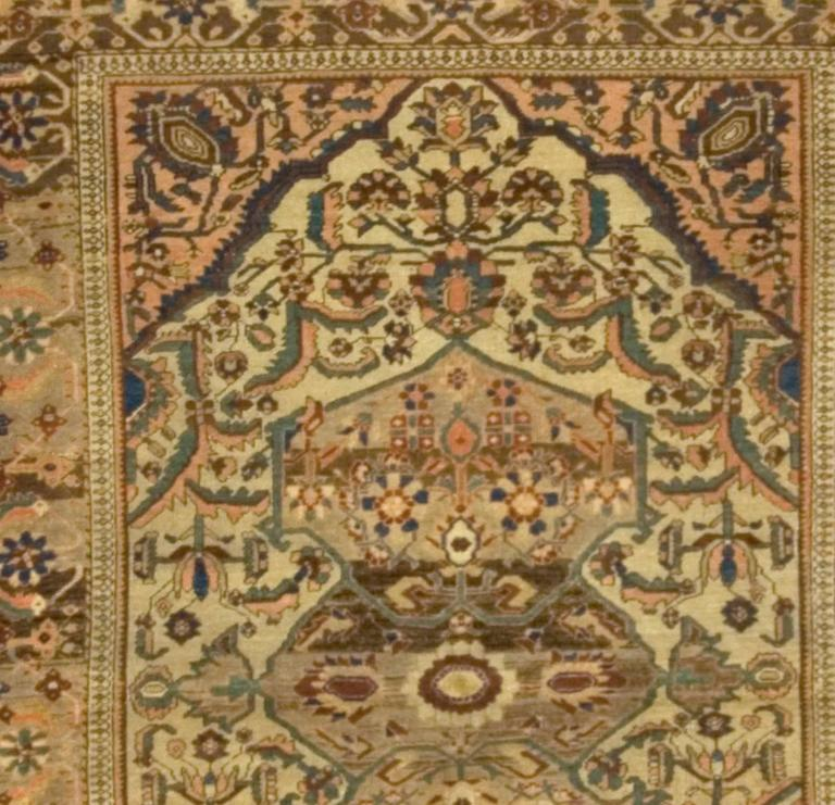 Western Ma Rugs: Antique Persian Malayer Rug For Sale At 1stdibs