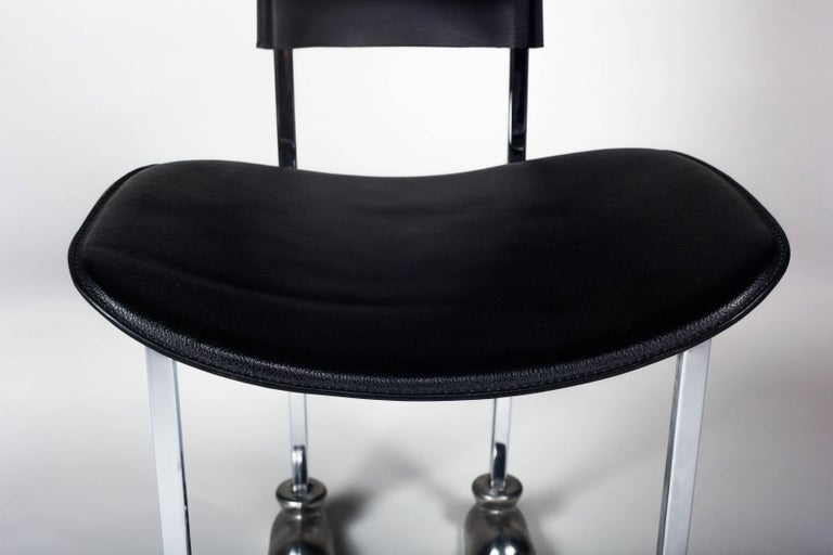 Memphis Chair by Javier Mariscal,