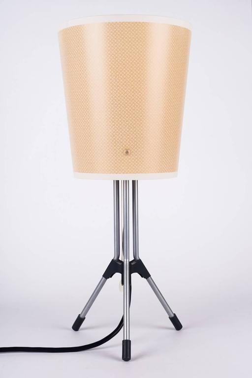 italian table lamp milo by rodolfo dordoni for artemide tripod base