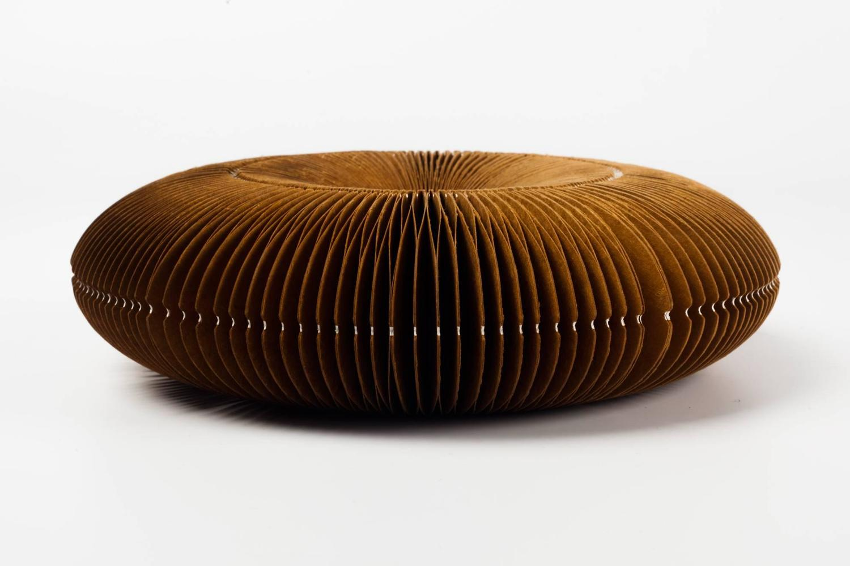 Decorative paper sculpture 1970s at 1stdibs for Furniture decoration paper