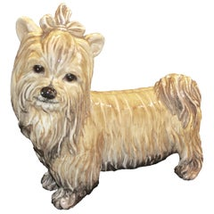 Stylish Dog Sculpture, Italy Dates to the Late 1950s