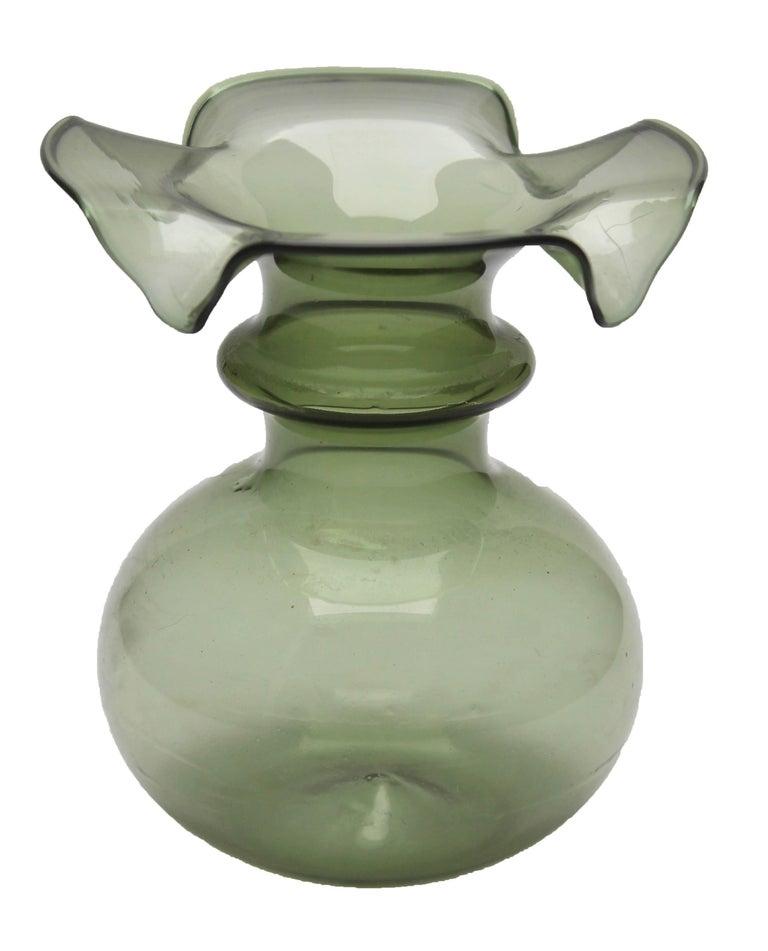 Three Small Vases by Nuutäjarvi-nottsjö, Finland, 1959 3