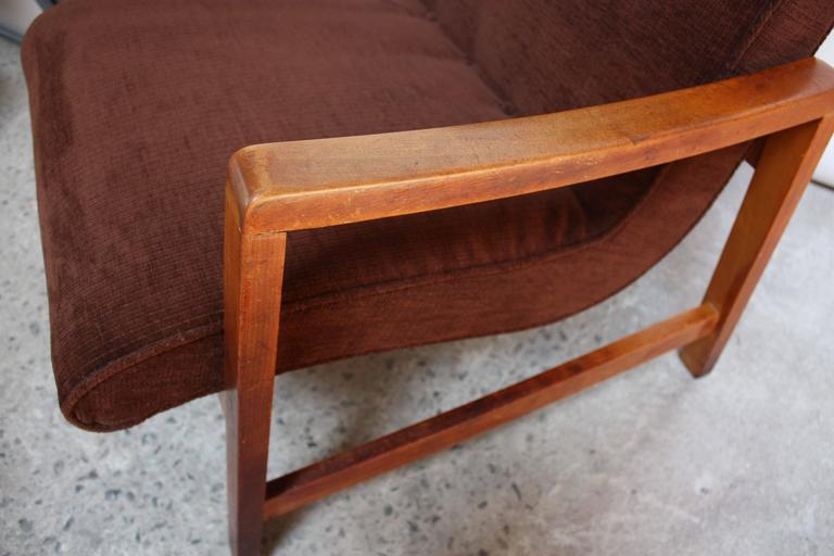 Jens Risom Armchair for Knoll For Sale 2