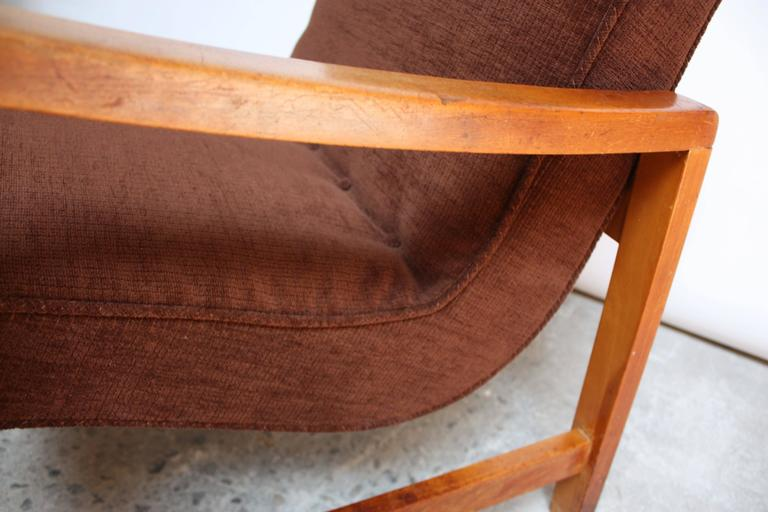 Jens Risom Armchair for Knoll For Sale 1