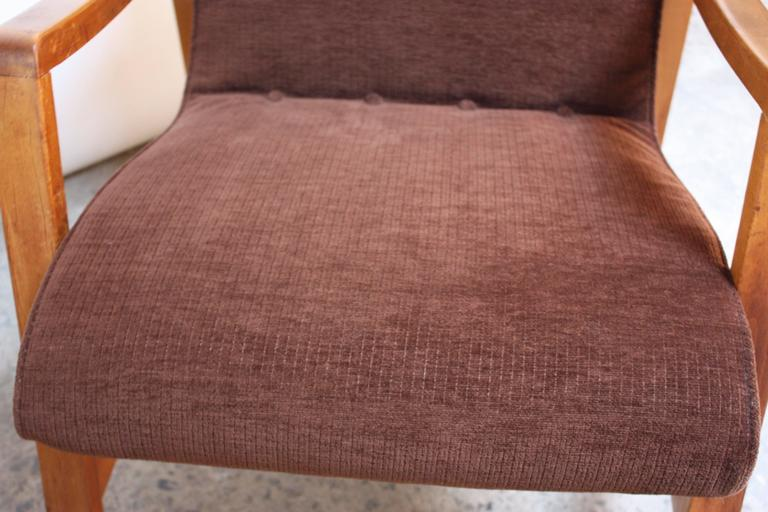 Jens Risom Armchair for Knoll For Sale 3