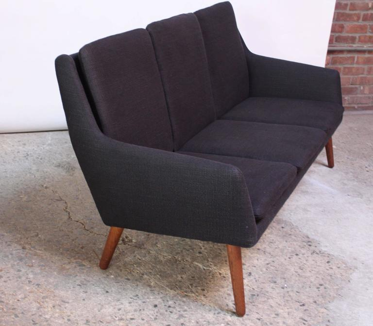 Danish Modern Sofa by Erik Ostermann and H. Høpner Petersen 4