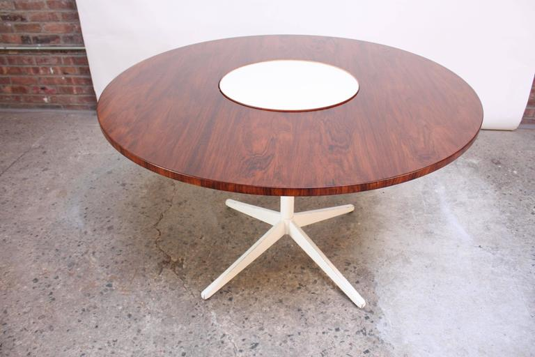 George Nelson For Herman Miller Rosewood Lazy Susan