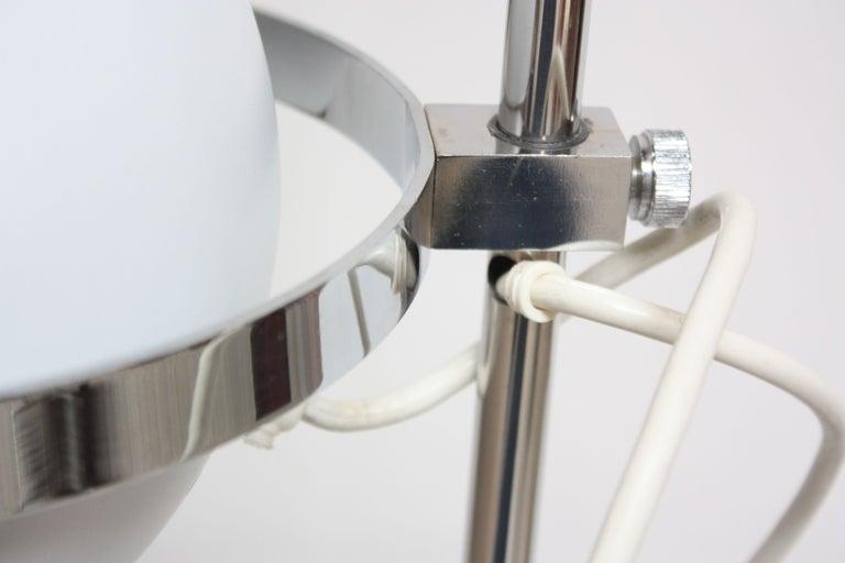Italian Modern Adjustable Floor Lamp by Reggiani For Sale 4