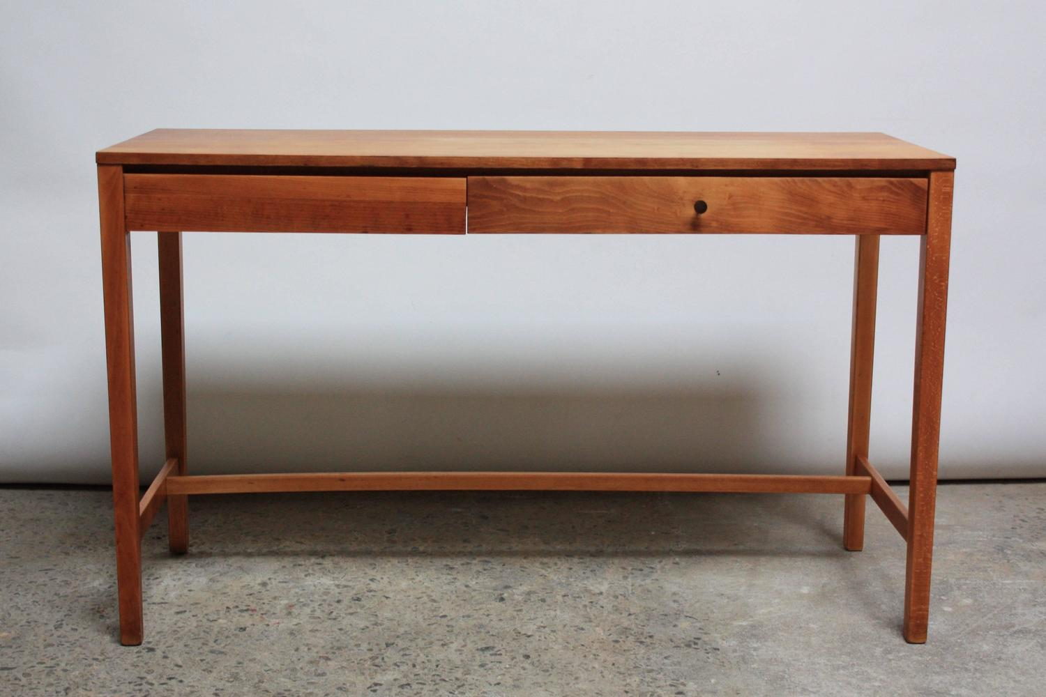 maple writing desk Solid wood writing and executive desks sustainably crafted in vermont with  natural cherry, walnut, maple, or oak woods handmade in usa modern, shaker .