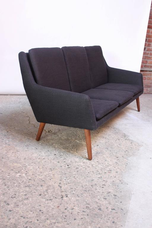 Danish Modern Sofa by Erik Ostermann and H. Høpner Petersen 5