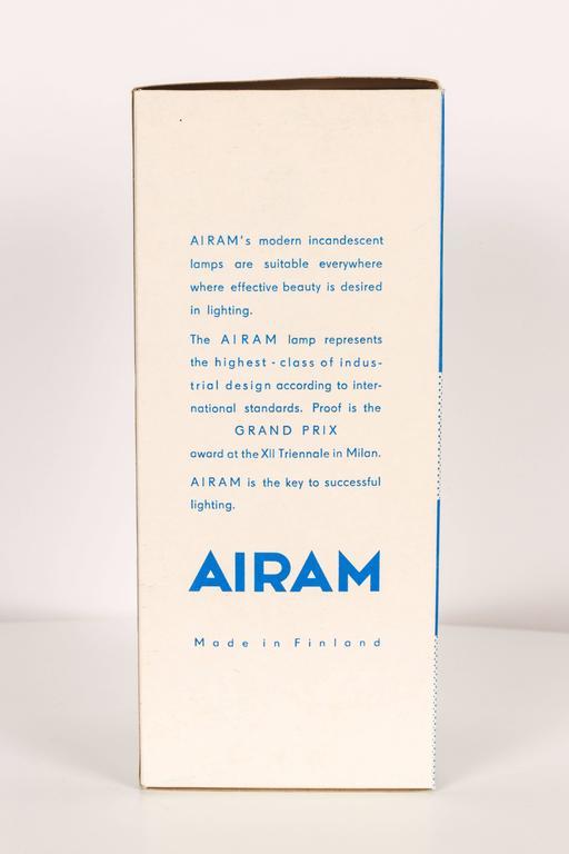 1960s Tapio Wirkkala Pendants for Idman For Sale 1