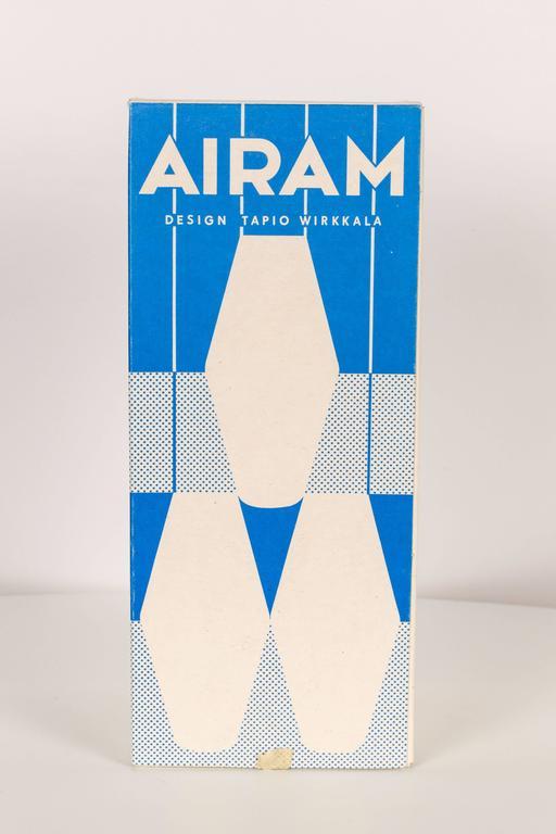 1960s Tapio Wirkkala Pendants for Idman For Sale 2