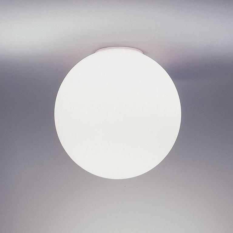 Italian Large Michele De Lucchi Dioscuri 42 Outdoor Ceiling Light For Sale