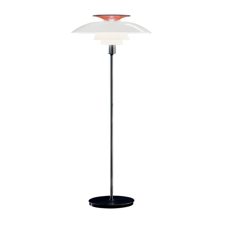 Poul Henningsen PH 80 Floor Lamp for Louis Poulsen