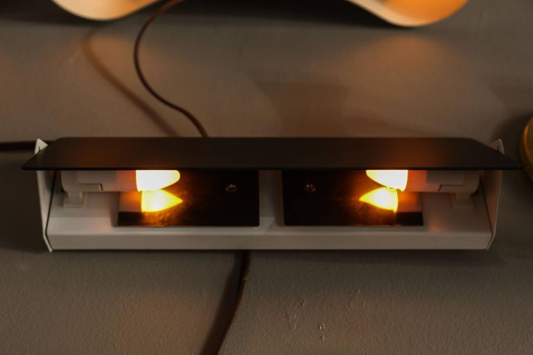 Large Charlotte Perriand 'CP1' Wall Lights 8