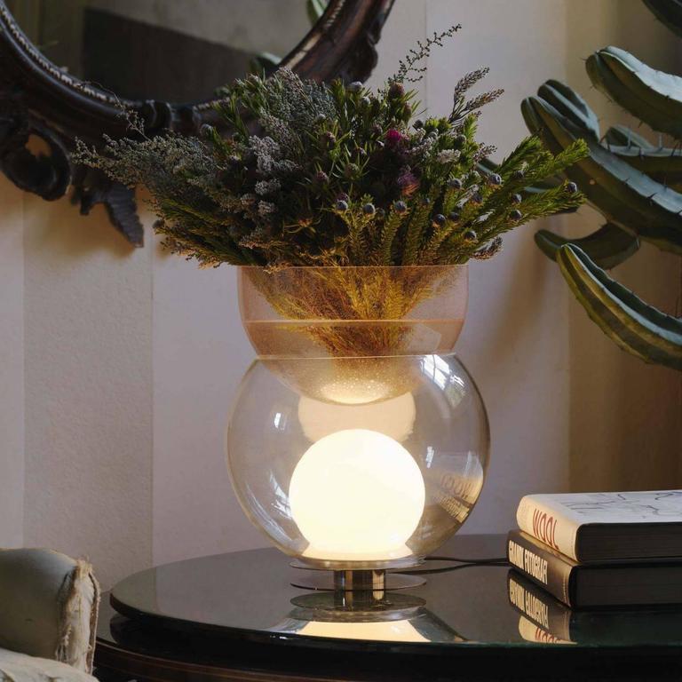 Large Gae Aulenti 'Giova' Table Lamp for Fontana Arte 2
