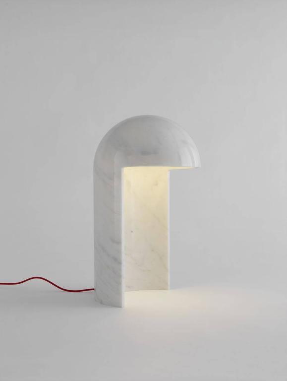 Carlo Colombo U0027Milano 2015u0027 Marble Table Lamp For Fontana Arte. Designed By  Carlo