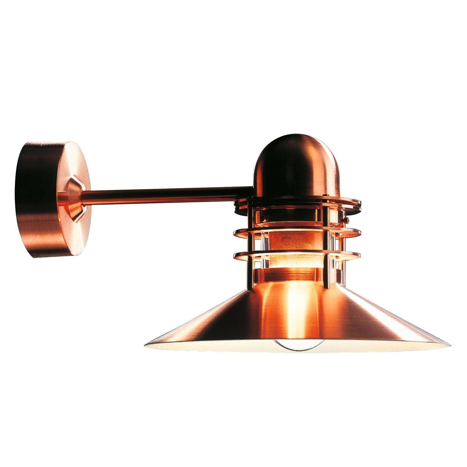 Louis poulsen wall lights and sconces 51 for sale at 1stdibs louis poulsen nyhavn copper outdoor wall sconce amipublicfo Images