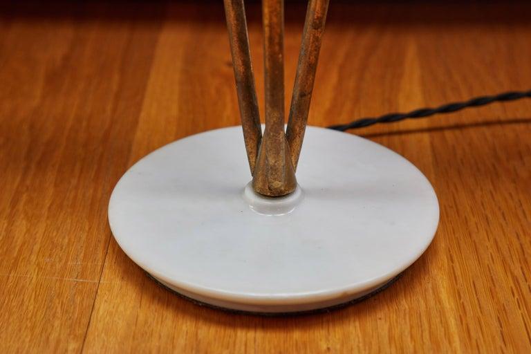 1950s Arteluce Tricolore Table Lamp For Sale 3