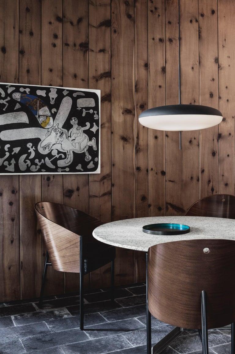 Gino Sarfatti Model No. 2065 Ceiling Light For Sale 3