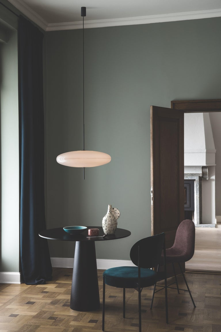 Gino Sarfatti Model No. 2065 Ceiling Light For Sale 1