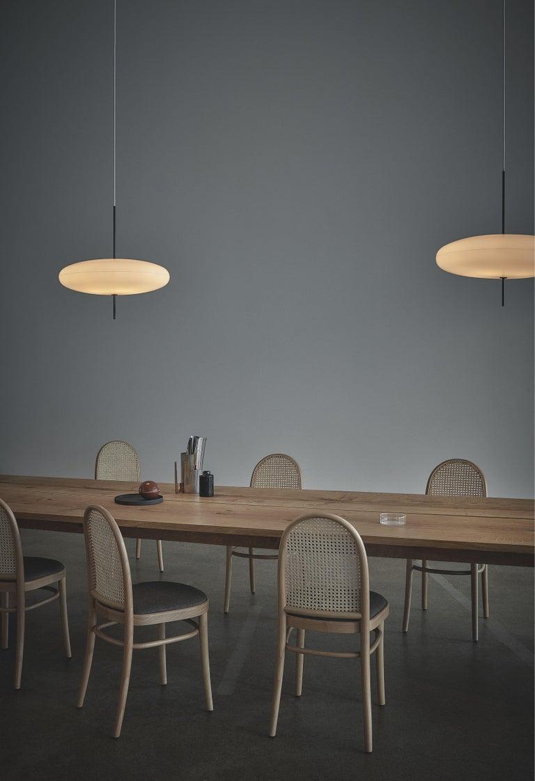 Contemporary Gino Sarfatti Model No. 2065 Ceiling Light For Sale