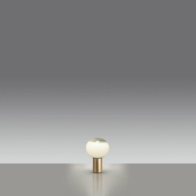 Painted Mattheo Thun 'Laguna 26' Table Lamp for Artemide For Sale
