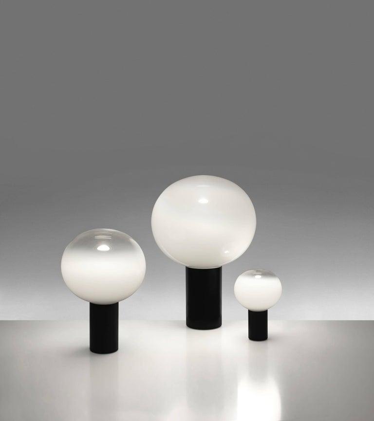 Blown Glass Mattheo Thun 'Laguna 26' Table Lamp for Artemide For Sale