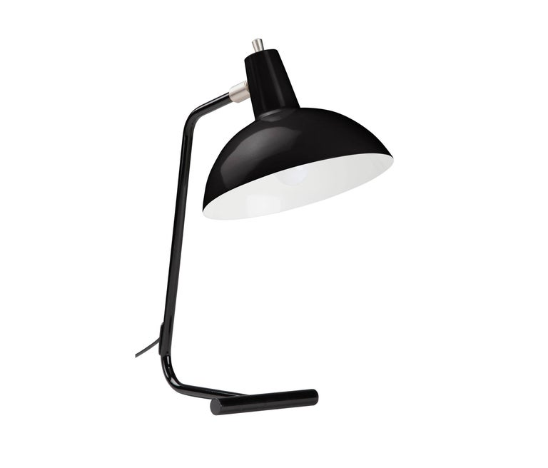 Dutch J.J.M. Hoogervorst 'Director' Table Light in White for Anvia