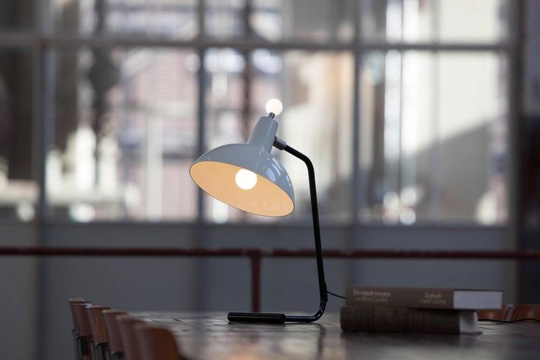 J.J.M. Hoogervorst 'Director' Table Light in White for Anvia 1