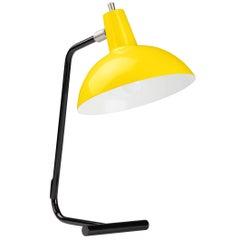 J.J.M. Hoogervorst Yellow 'Director' Table Light for Anvia