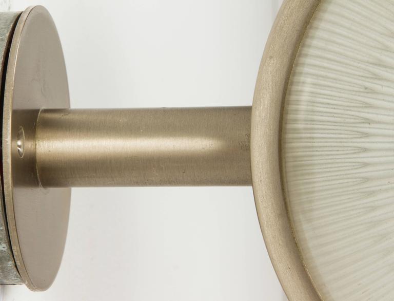 1960s Sergio Mazza 'Gamma' Sconces for Artemide For Sale 1