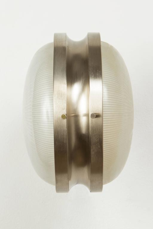 Mid-Century Modern 1960s Sergio Mazza 'Gamma' Sconces for Artemide For Sale