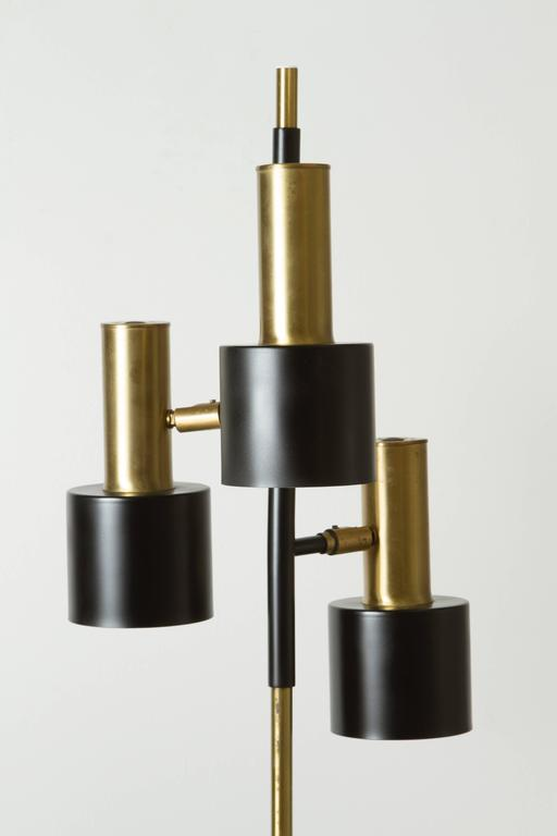 Danish Jo Hammerborg Floor Lamp For Sale
