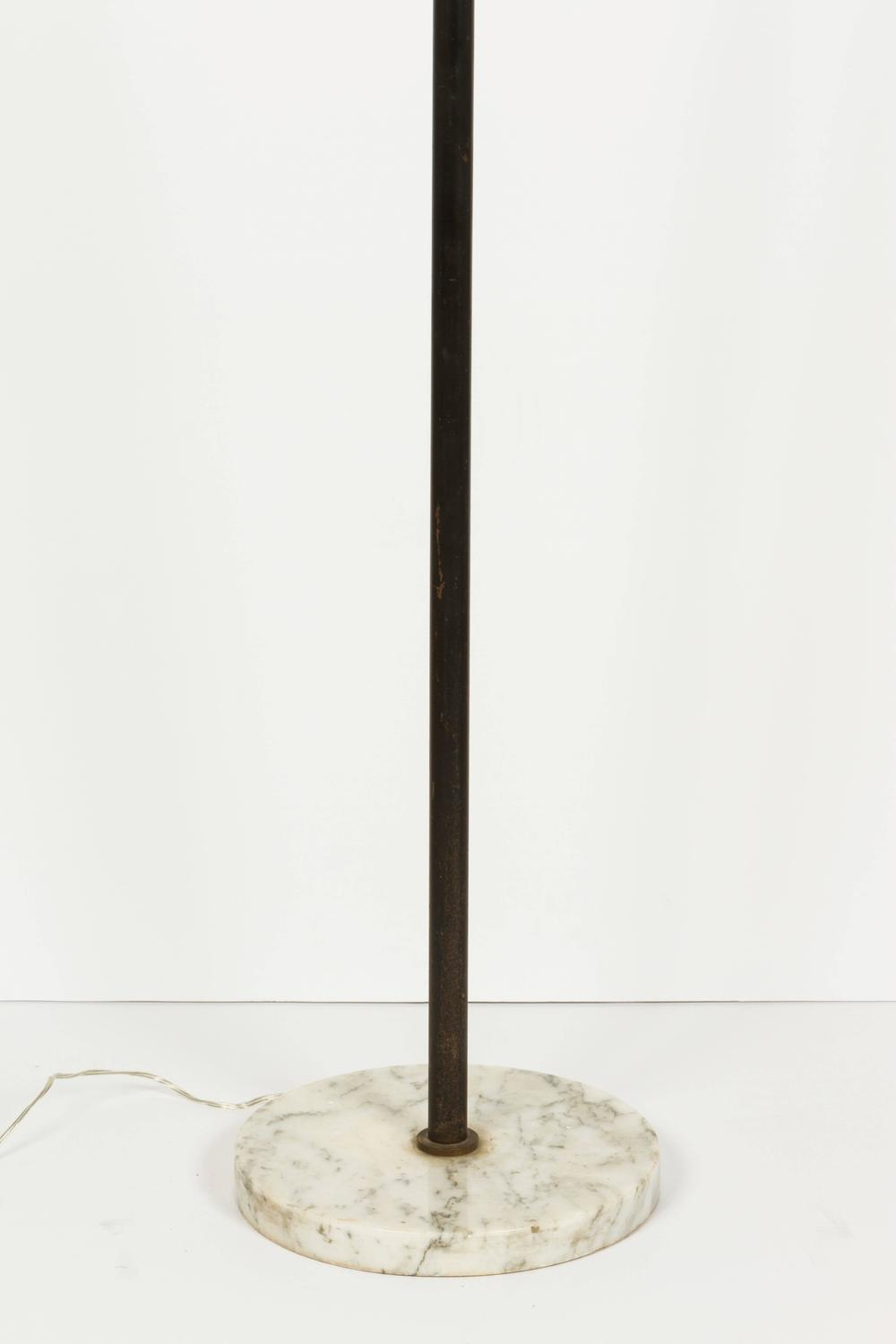 italian five arm floor lamp at 1stdibs. Black Bedroom Furniture Sets. Home Design Ideas