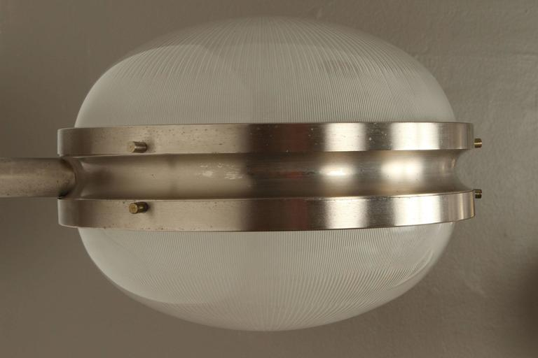 Large Sergio Mazza \'Gamma\' Wall or Ceiling Lights for Artemide ...