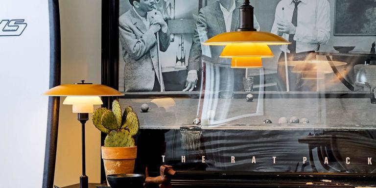 Contemporary Poul Henningsen PH 3½-2½ Table Lamps for Louis Poulsen For Sale