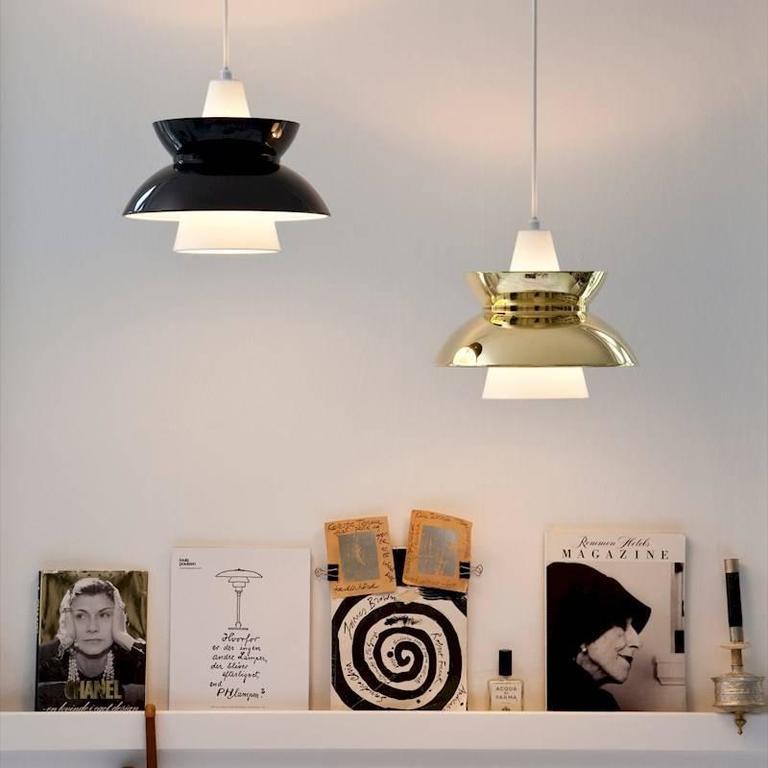 Jørn Utzon Pendants for Louis Poulsen In New Condition For Sale In Glendale, CA