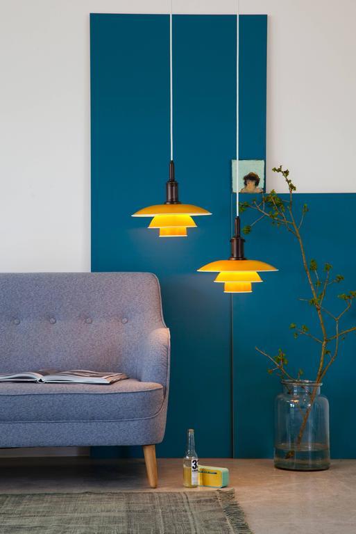 Contemporary Poul Henningsen PH 3½-3 Pendants for Louis Poulsen For Sale