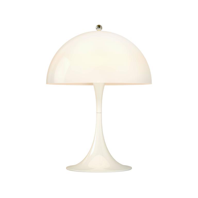 Danish Verner Panton Panthella Mini LED Table Lamp for Louis Poulsen For Sale
